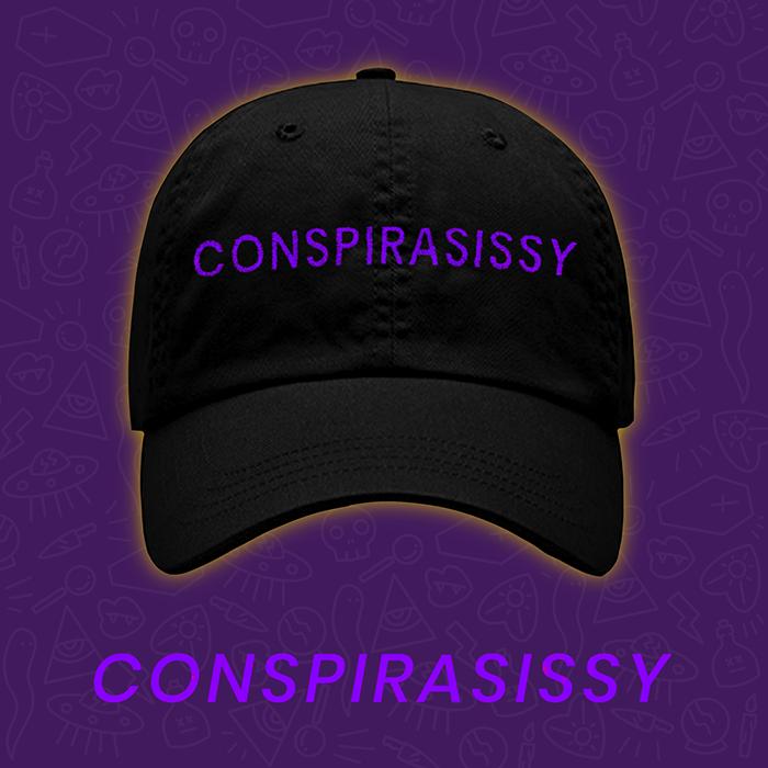 Conspirasissy Dad Hat